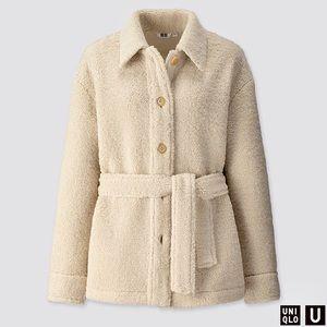 Uniqlo U Christophe Lemaire Fleece Short Coat